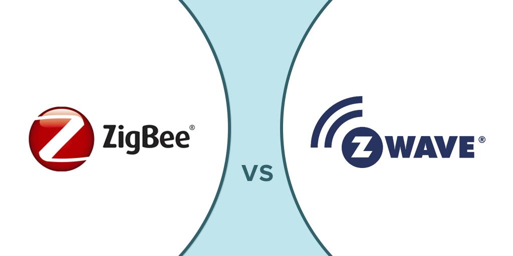 Zigbee and Z-wave