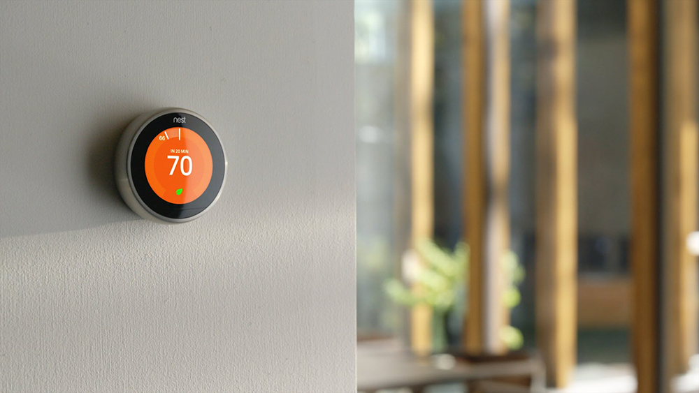 smart thermostat nest