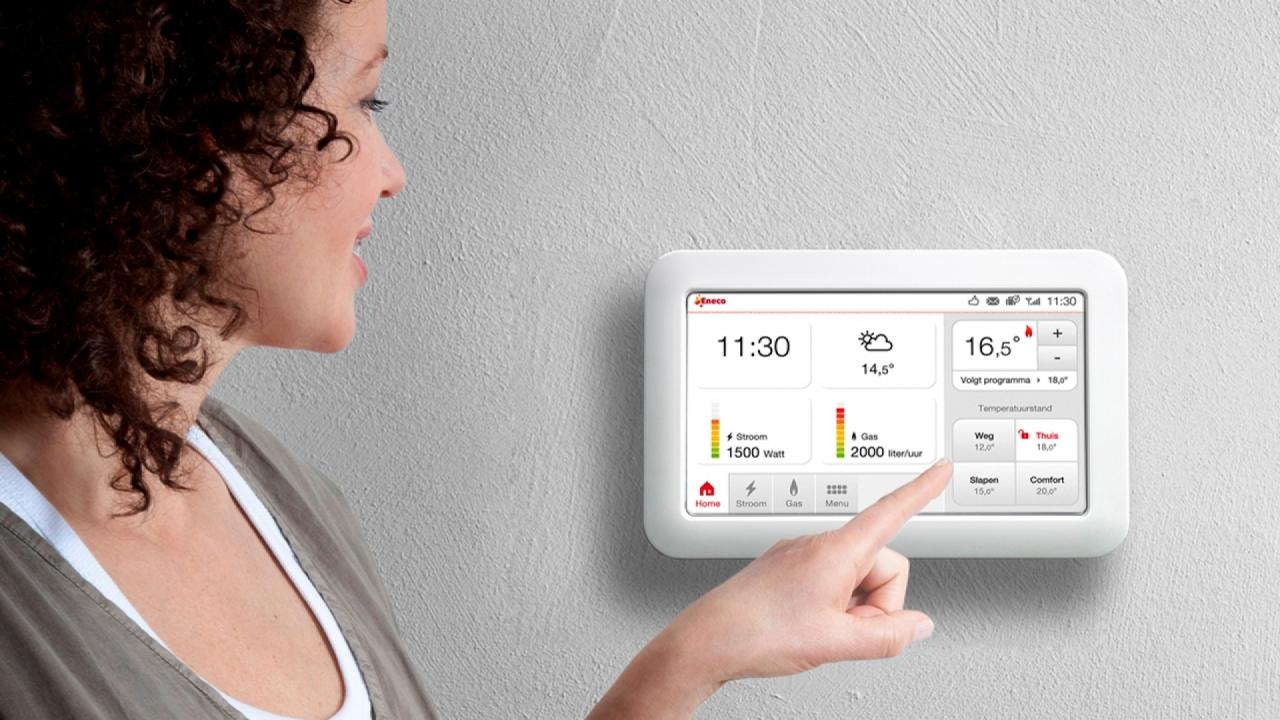 toon smart thermostat