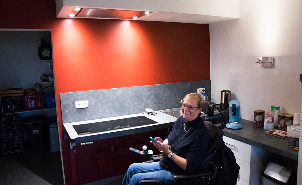 Home automation when you have a handicap / huisautomatisering bij een beperking