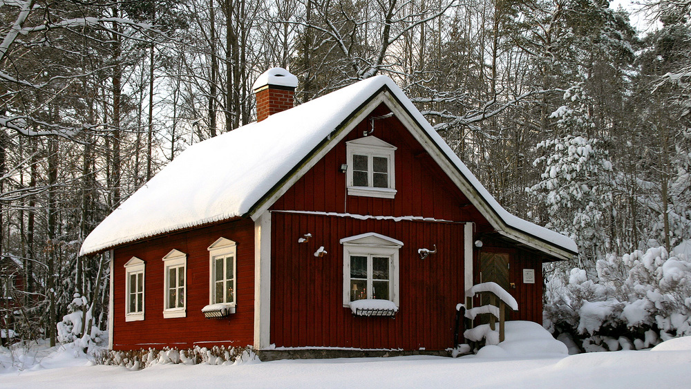 control your swedish cottage with smart home and homey