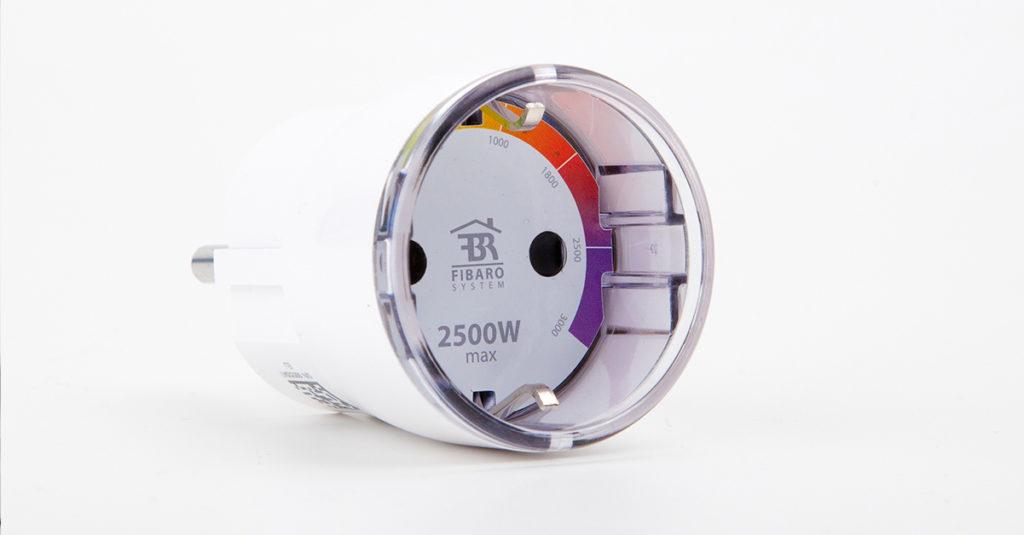 fibaro wall plug tussenstekker smart plug