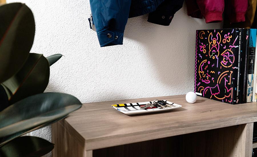 bewegingssensor smart airbnb homey