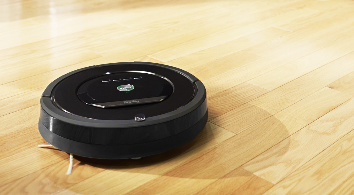 roomba smart airbnb homey
