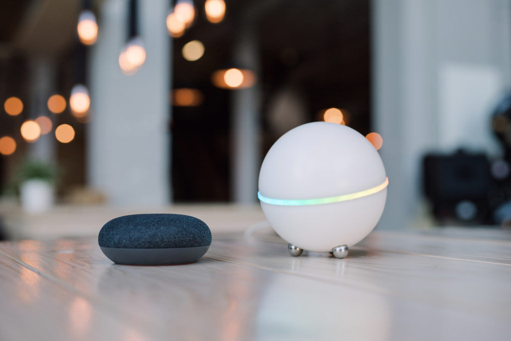 google home and homey