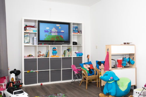 smart playroom