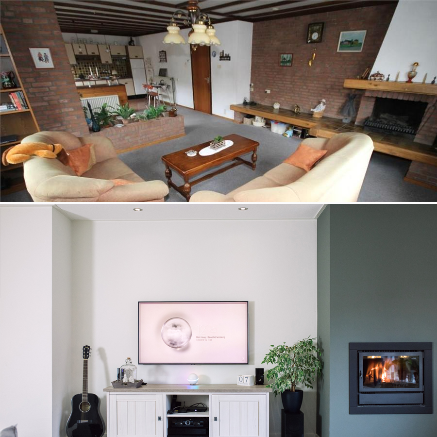 old house vs smart home