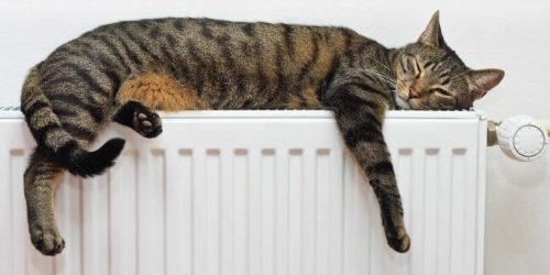 slimme verwarming