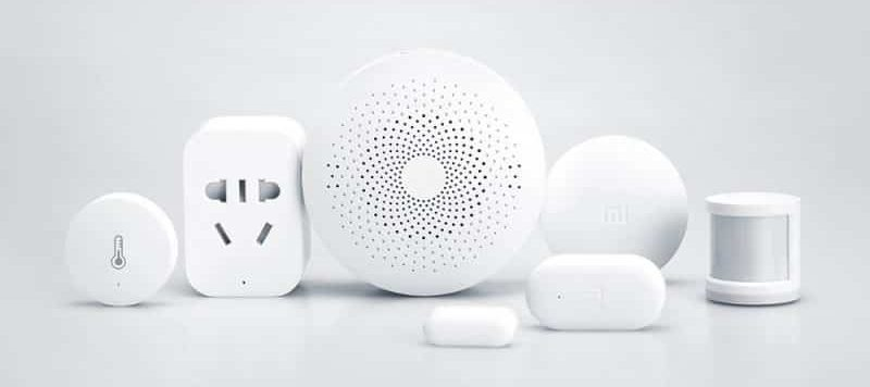 Xiaomi smart devices