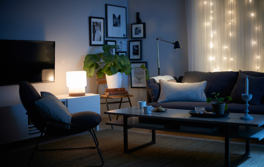 Smart home lights on Zigbee work with Homey